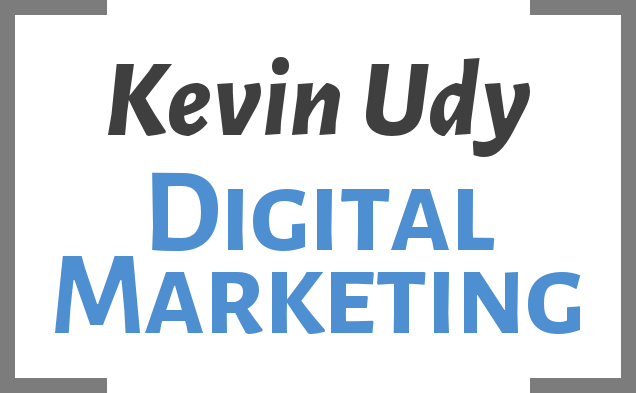 Kevin Udy Digital Marketing